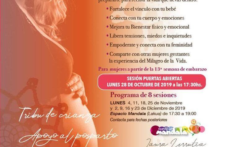 DANZANDO CON LA NUEVA VIDA, Biodanza y Embarazo