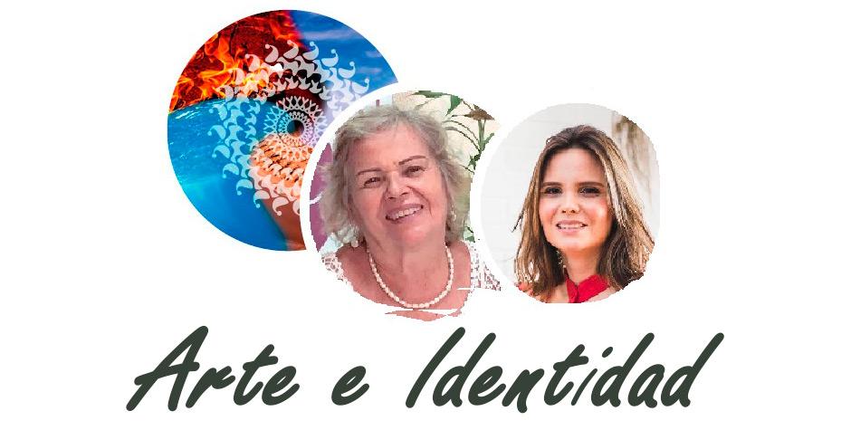 Arte e Identidad, 15 y 16 de febrero 2020 Ruth Cavalcante y Sara Góis