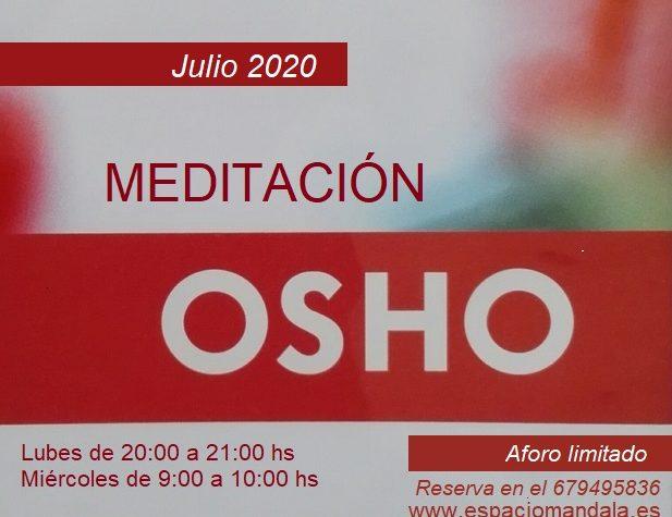 """Meditación de Osho, """"La Primera y última libertad"""""""