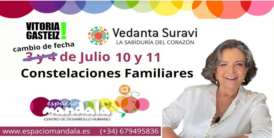 10 y 11 de Julio 2021 «Constelaciones Familiares»